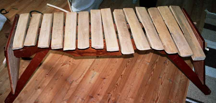 Traditional Instruments Of The Uganda People Text In English