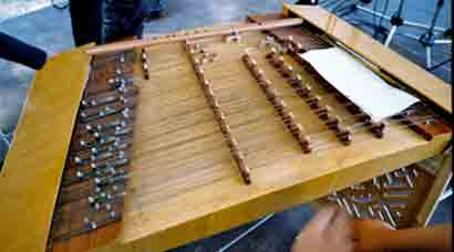 Traditional Instruments And Music Of The Mongolia People Text In