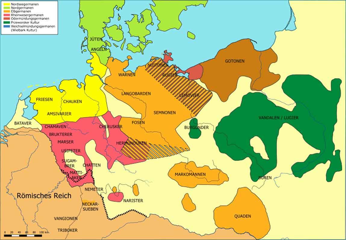 kommen österreicher von germanen