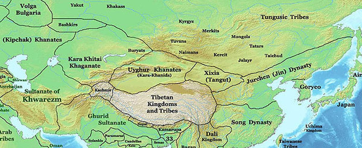 Jurchen People Jurchen  jin dynasty Jurchen People
