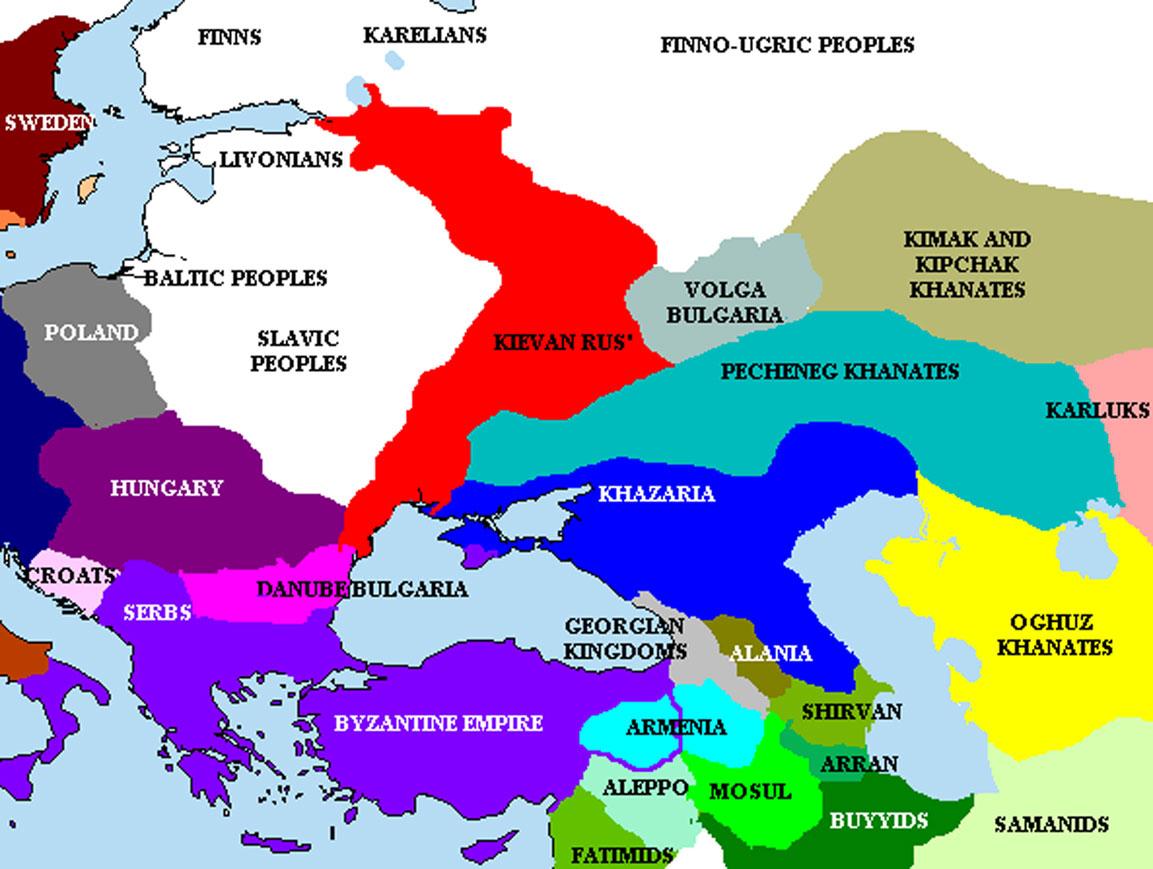 Uiguren Landkarte